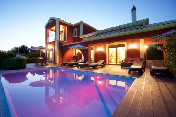 Trapezaki Queen Villa in Trapezaki, Kefalonia, Greece