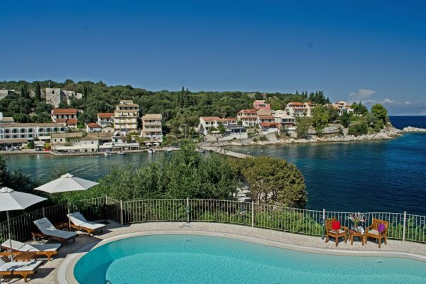 Villa Aphrodite in Kassiopi, Corfu, Greece