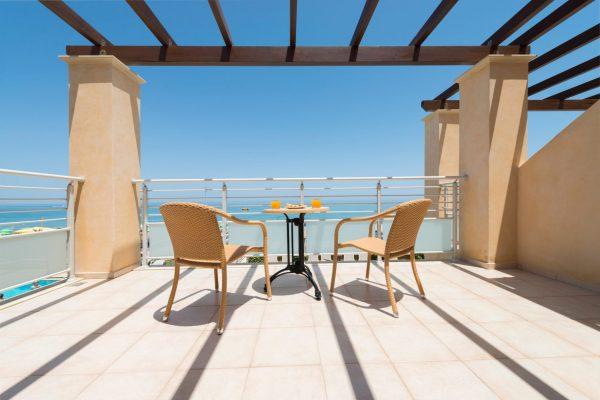 Villa Avra in Rethymnon, Crete, Greece