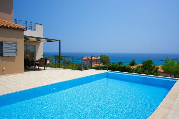 Villa Ilias in Skala, Kefalonia, Greece