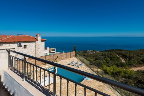 Villa Jacob in Xigia, Zakynthos, Greece
