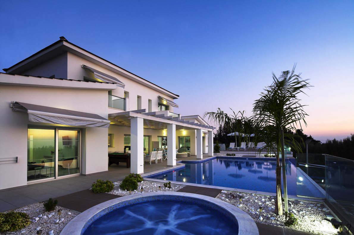 Villa Stefanos Coral Bay
