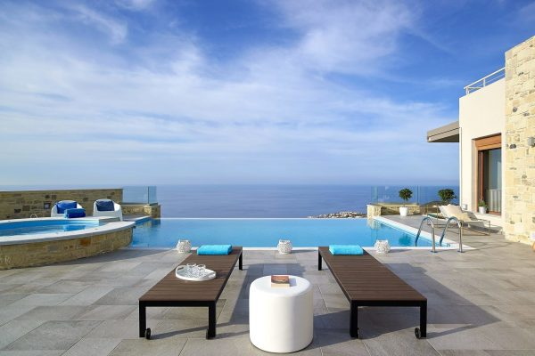 Villa Reed in Agia Pelagia, Crete, Greece