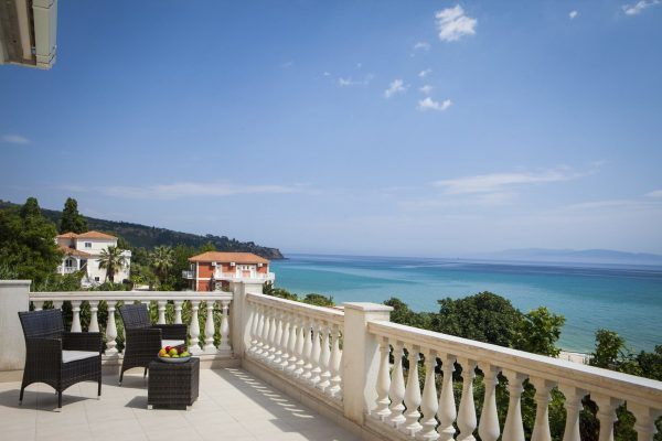 Villa Xanthy in Lourdas, Kefalonia, Greece